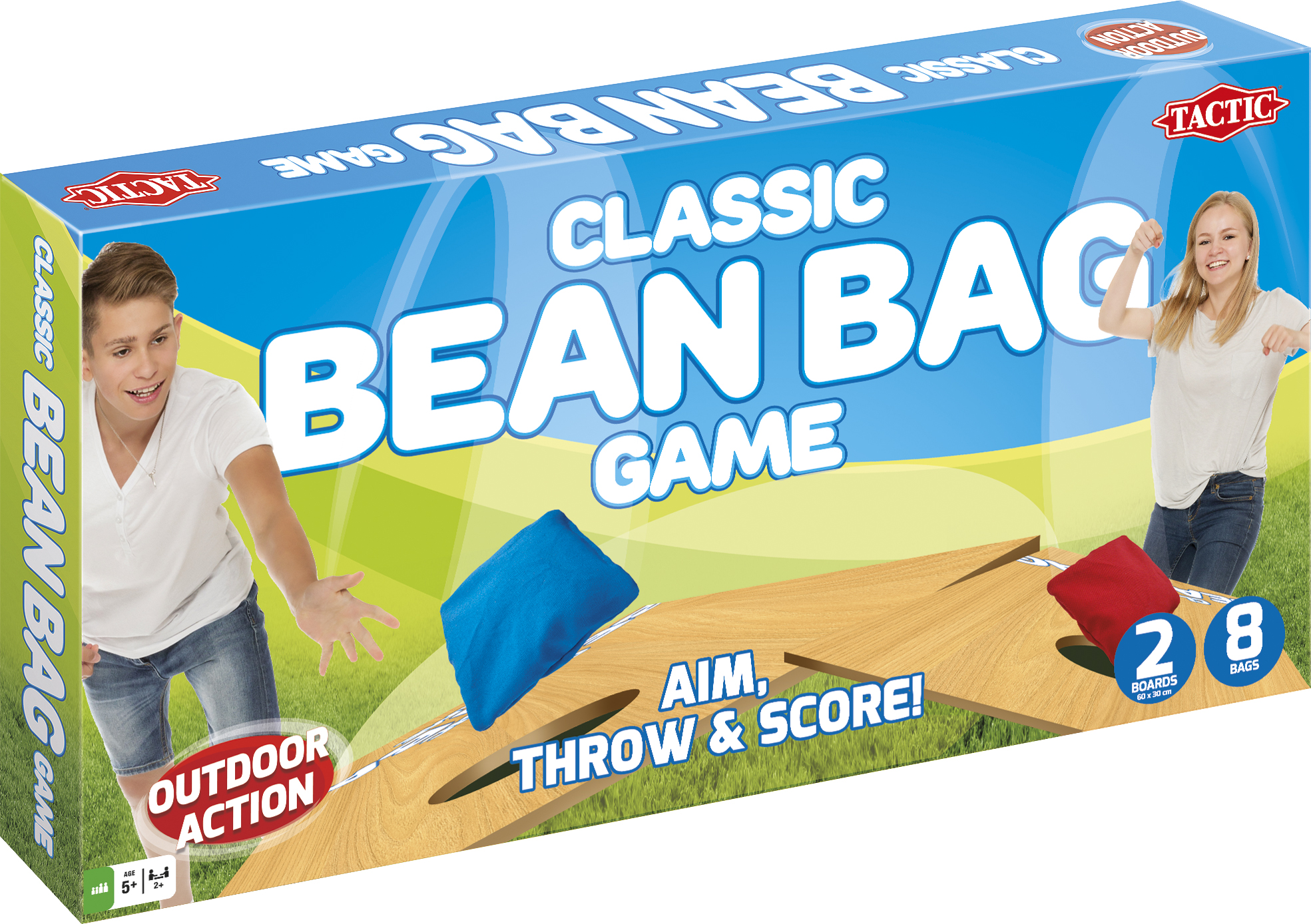 Classic Bean Bag Game [53577]