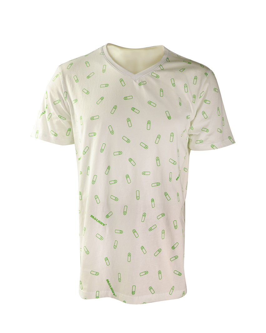 White Mölkky t-shirt